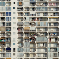 Apartments, by Adrian Brown